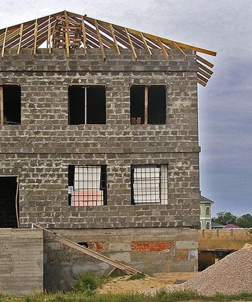 стоит ли строить дом из арболита